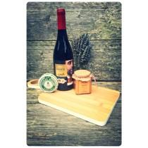 Wijnpakket | Cadeaupakket | Relatiegeschenk | Borrelplank